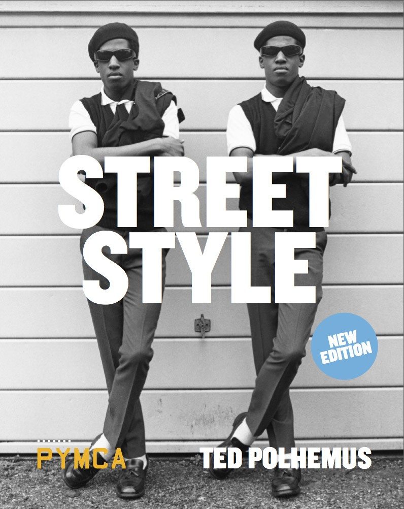 Streetstyle cover. Rude Boy twins, Chuka & Dubem. Image by Janette Beckman