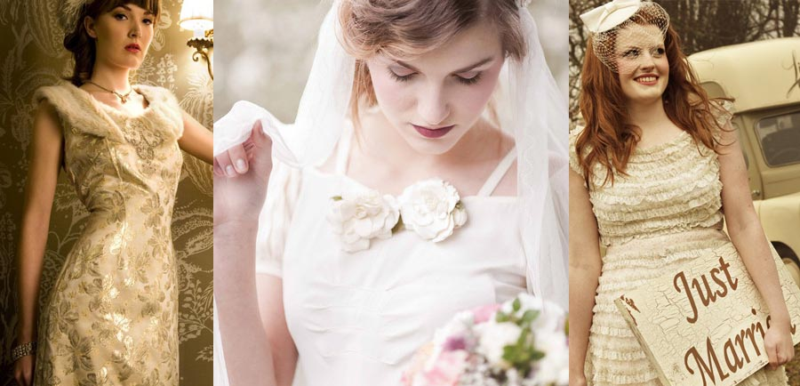 Dirty Fabulous - 50% off vintage bridal and occasion dresses