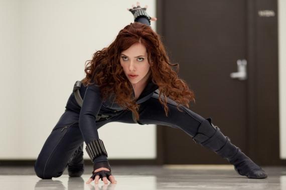 Sure, ScarJo's Black Widow kicks ass but does she kick the patriarchy's ass?