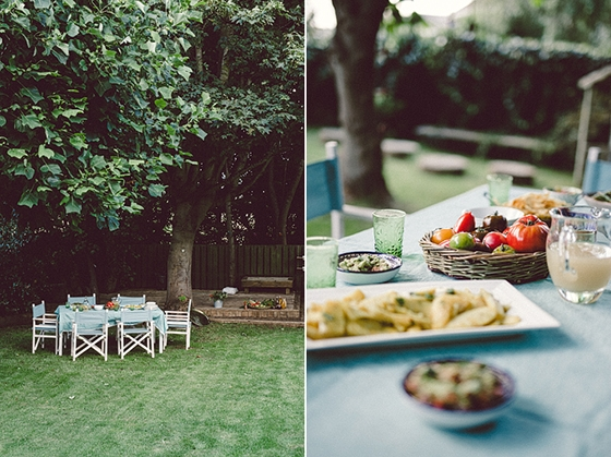 Garden and food