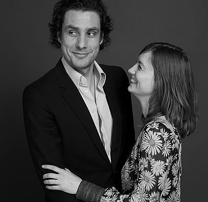 Stefan Scholten and Carole Baijings