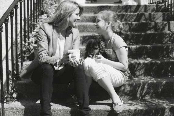 Jennifer Westrup & Grace