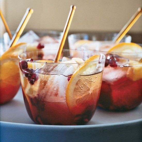 Dessert Wine Pomegranate Juice from foodandwine.com