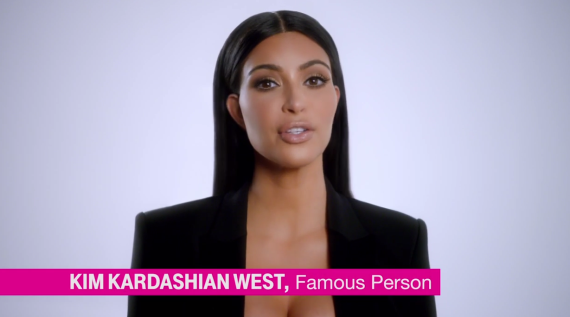 kim kardashian selfie ad