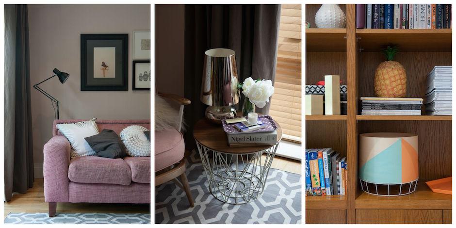 Catherine McGinnis' beautiful apartment - image.ie/interiors