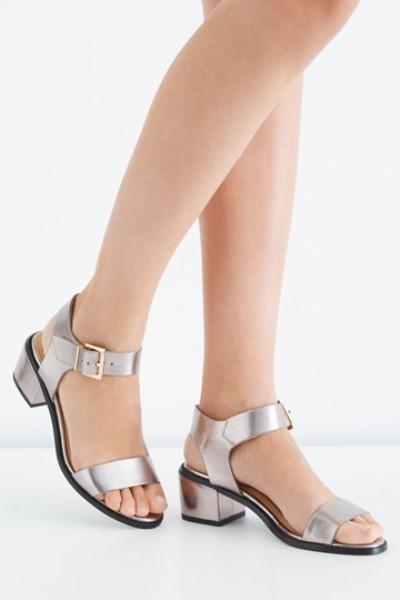 Oasis Metallic Shoes