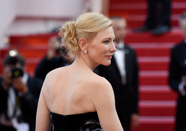 during the 68th annual Cannes Film Festival on May 17, 2015 in Cannes, France.