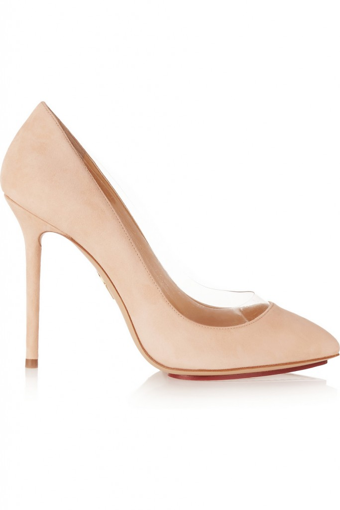 Charlotte Olympia nude court