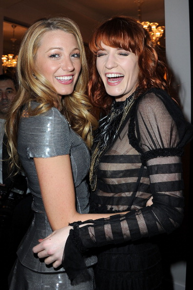 blake lively florence welch