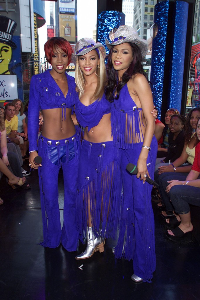 MTV TRL: Destiny's Child