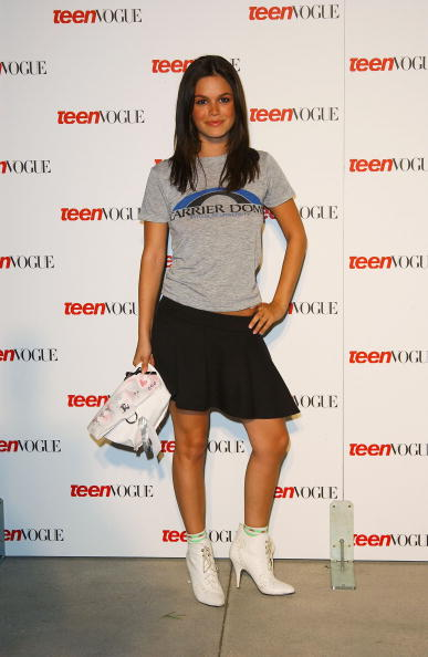 Rachel Bilson at the Teen Vogue Young Hollywood Issue party