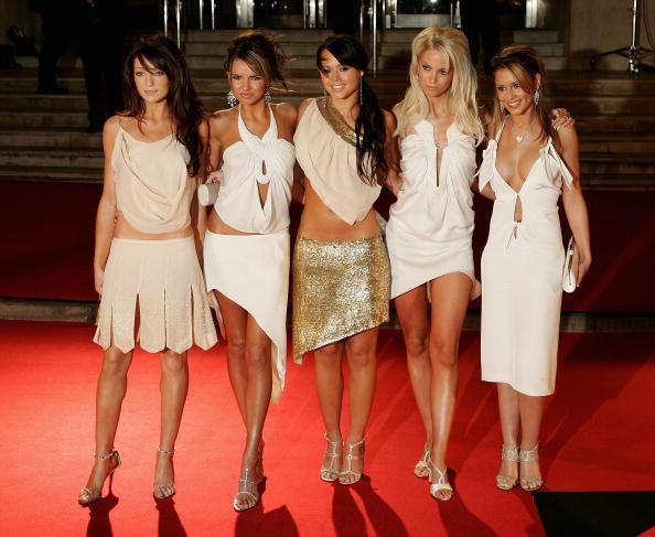 BRIT Awards 2005 - Arrivals