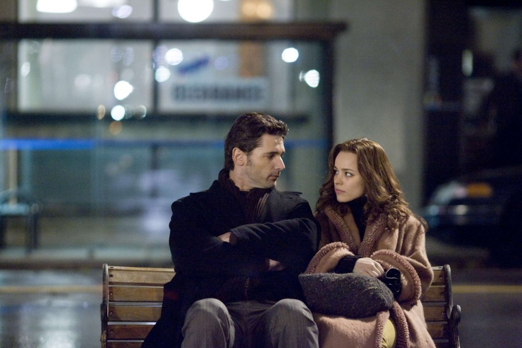 ERIC BANA as Henry DeTamble and RACHEL McADAMS as Clare Abshire in New Line Cinema's romantic drama ?The Time Traveler's Wife,? a Warner Bros. Pictures release.