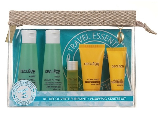 by Decleor travel kit