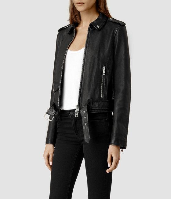 A killer leather jacket