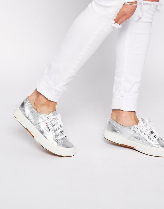A comfortable pair of shoes