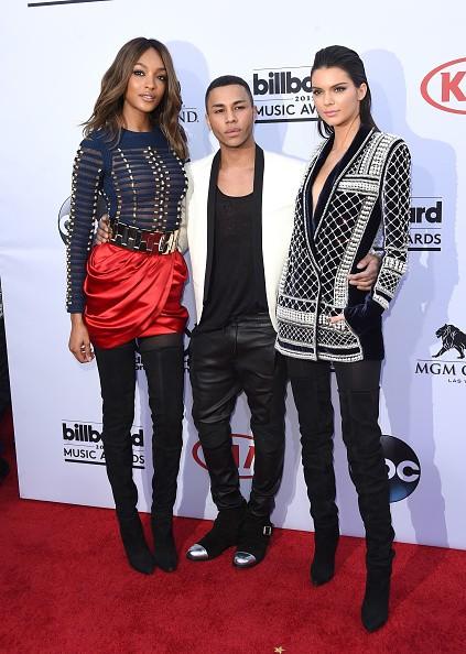 Kendall jenner balmain 2015 Billboard Music Awards - Arrivals