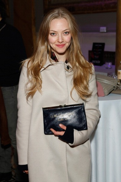 NEW YORK, NY - OCTOBER 28: Actress Amanda Seyfried attends LAByrinth Theater Company Celebrity Charades 2013 Benefit Gala on October 28, 2013 in New York City. (Photo by Cindy Ord/Getty Images for Celebrity Charades)