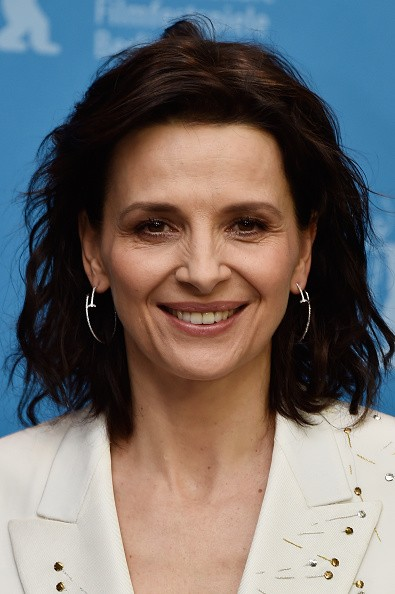 Juliette Binoche attends the'Nobody Wants the Night' (Nadie quiere la noche) photo call during the 65th Berlinale International Film Festival at Grand Hyatt Hotel on February 5, 2015 in Berlin, Germany.