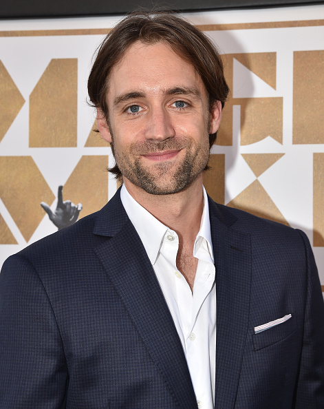 """HOLLYWOOD, CA - JUNE 25:  Actor Reid Carolin attends the premiere of Warner Bros. Pictures' """"Magic Mike XXL"""" at TCL Chinese Theatre IMAX on June 25, 2015 in Hollywood, California.  (Photo by Kevin Winter/Getty Images)"""