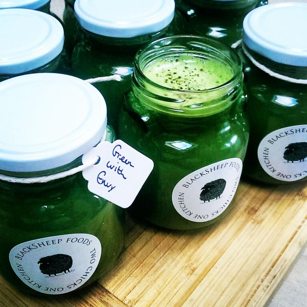 Green juice blacksheep foods
