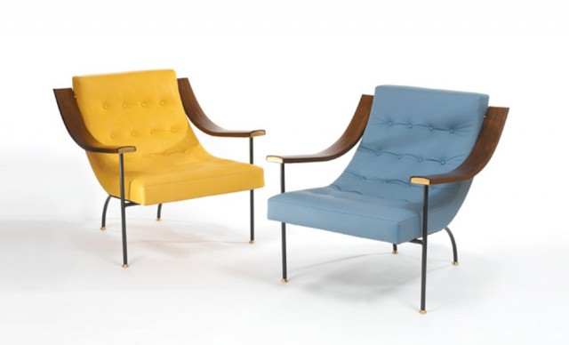 Linley St. Moritz armchairs, €4,550 from maoliosa.com.