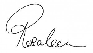 Rosie's Signature