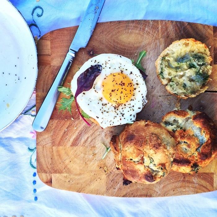 kale cheddar scones blacksheep foods