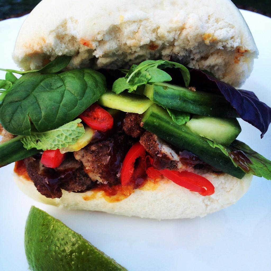 steam bun asian blacksheep foods