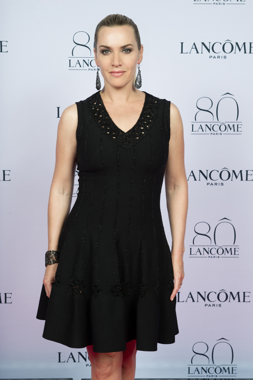Kate Winslet pictured by - St?phane Feug're for Lanc'me
