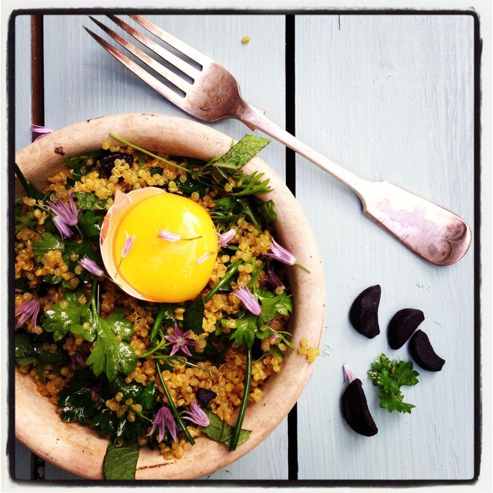susan jane white quinoa