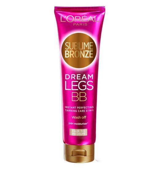 Sublime bronze dream legs bb cream