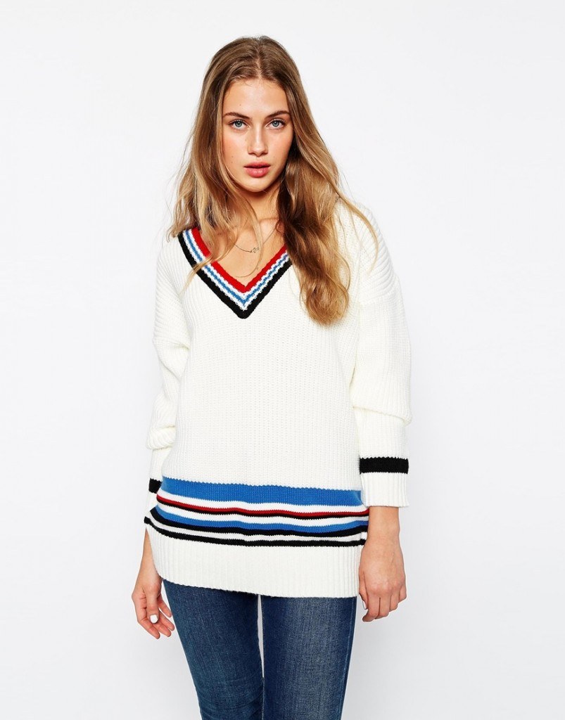 tennis jumper