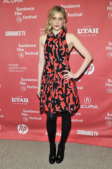 """Mistress America"" Premiere - Arrivals- 2015 Sundance Film Festival"