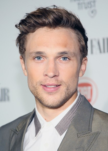 LOS ANGELES, CA - FEBRUARY 17: Actor William Moseley attends Vanity Fair and FIAT celebration of Young Hollywood, hosted by Krista Smith and James Corden, to benefit the Terrence Higgins Trust at No Vacancy on February 17, 2015 in Los Angeles, California. (Photo by Mike Windle/Getty Images for Vanity Fair)
