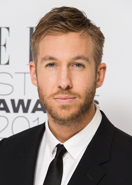 LONDON, ENGLAND - FEBRUARY 24: Calvin Harris attends the Elle Style Awards 2015 at Sky Garden @ The Walkie Talkie Tower on February 24, 2015 in London, England. (Photo by Ian Gavan/Getty Images)