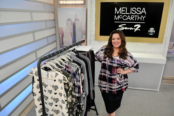 Melissa McCarthy debuts her first fashion collection, 'Melissa McCarthy Seven.'