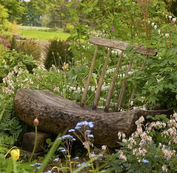 June Blake's Garden, Blessington, Co. Wicklow