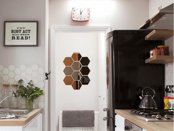 Stoneybatter kitchen detail