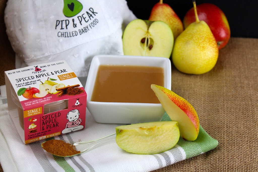 Spiced Apple and Pear - High res