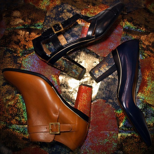 There is a huge variety of shoe and heel designs to choose from.