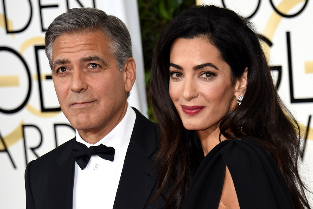 Amal Clooney is highly successful and smart, for example.