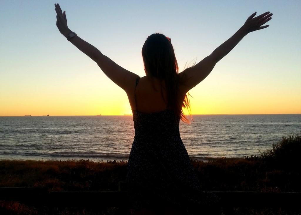 cottesloe beach sunset western australia lux life2