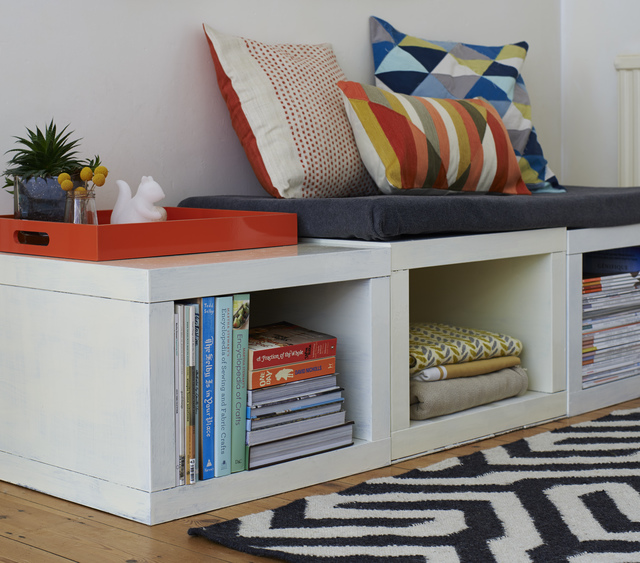 Reading nook furniture hack
