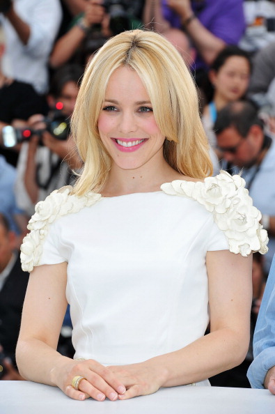 CANNES, FRANCE - MAY 11: Actress Rachel McAdams attends the'Midnight In Paris' photocall at the Palais des Festivals during the 64th Cannes Film Festival on May 11, 2011 in Cannes, France. (Photo by Pascal Le Segretain/Getty Images)
