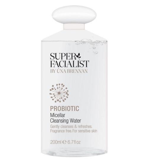 Super Facialist Probiotic Micellar Cleansing Water, €9.49