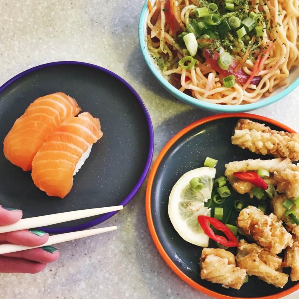 Article 4 - Yo Sushi