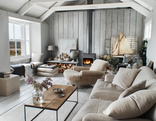 Interiors Pinspiration: Adorable Attic Living Rooms - Image Interiors & Living