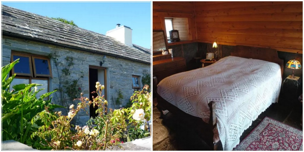 Dinny's Cottage at the Cliffs, Liscannor, Co Clare