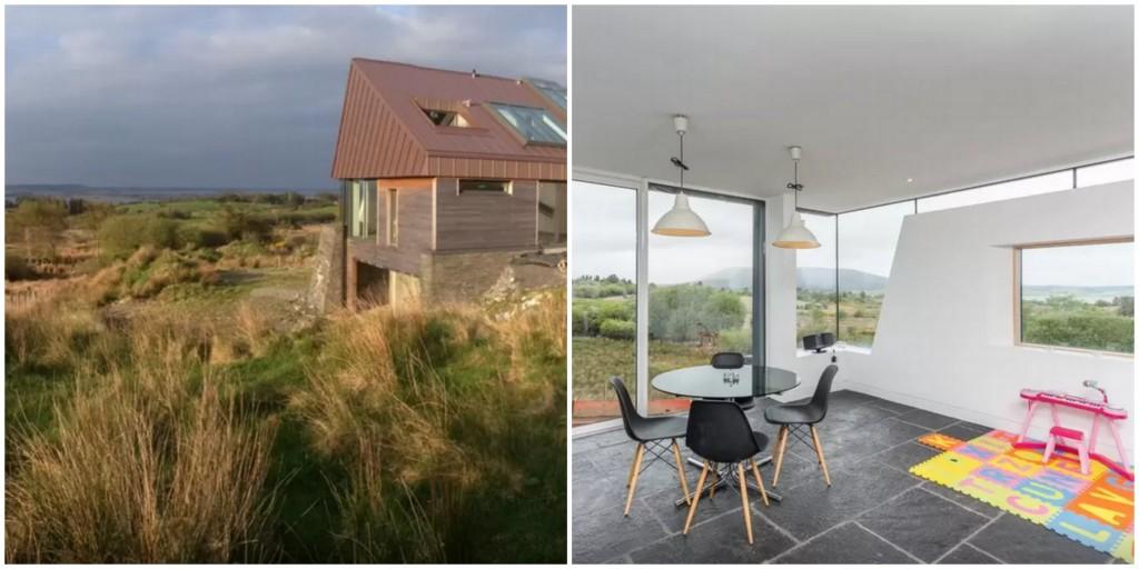 Carol's eco retreat, Oughterard, Connemara, Co. Galway
